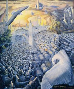 No interior do ser  humano existem inúmeras contradições, bloqueios, traumas, fobias, maus hábitos e defeitos psicológicos que precisam ser eliminados, para que triunfe o Ser Divino. Esse Trabalho está simbolizado nos mercadores do templo que são expulsos por Jesus