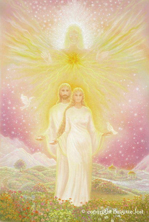 anjos da cura