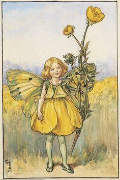 O elemental da Sálvia usa túnica amarelo-pálido e é poderoso para limpeza astral (defumação) e desobsessão