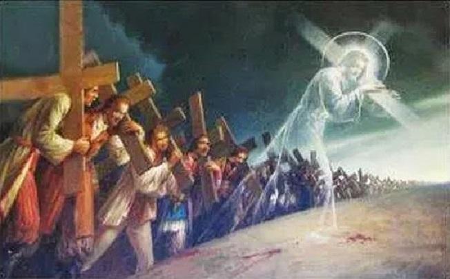 JESUS SEGUE-ME