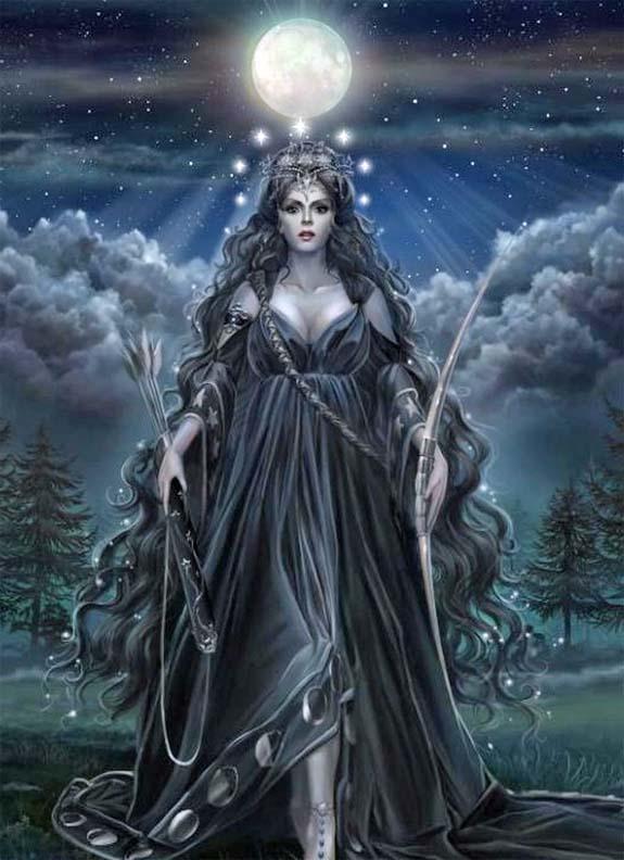 MAH deusa persa da lua GnosisOnline