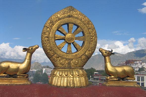 A Roda da Vida, na tradição tibetana