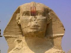 A Escola da Esfinge encontra-se na quarta dimensão, dentro da Esfinge do Egito