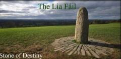 Lia Fail, a pedra falante, ou seja, a pedra que nos outorga encarnar a Verdade