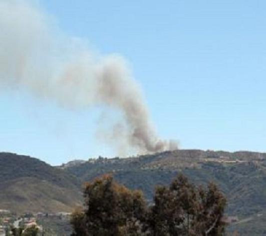 Califórnia: Foto de uma nave que caiu em 27 de agosto de 2010
