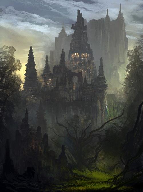 castelo de klingsor