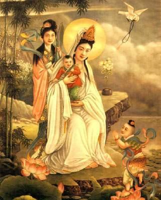 MÃE INSTINTIVA - Adorada em todas as tradições e épocas como a Rainha do Centro Instintivo e das Forças Instintivas da Natureza